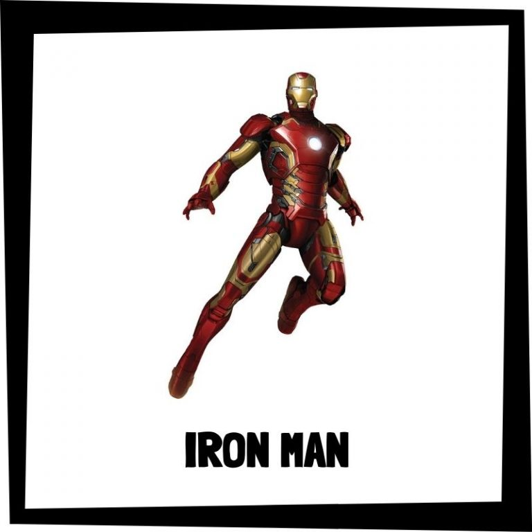 Lee más sobre el artículo Productos de Iron man