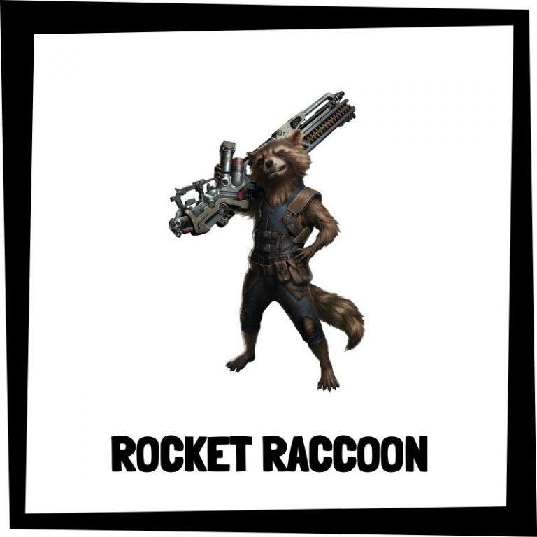 Lee más sobre el artículo Productos de Rocket Raccoon