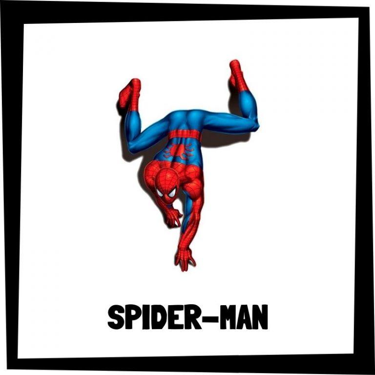 Lee más sobre el artículo Productos de Spider-man