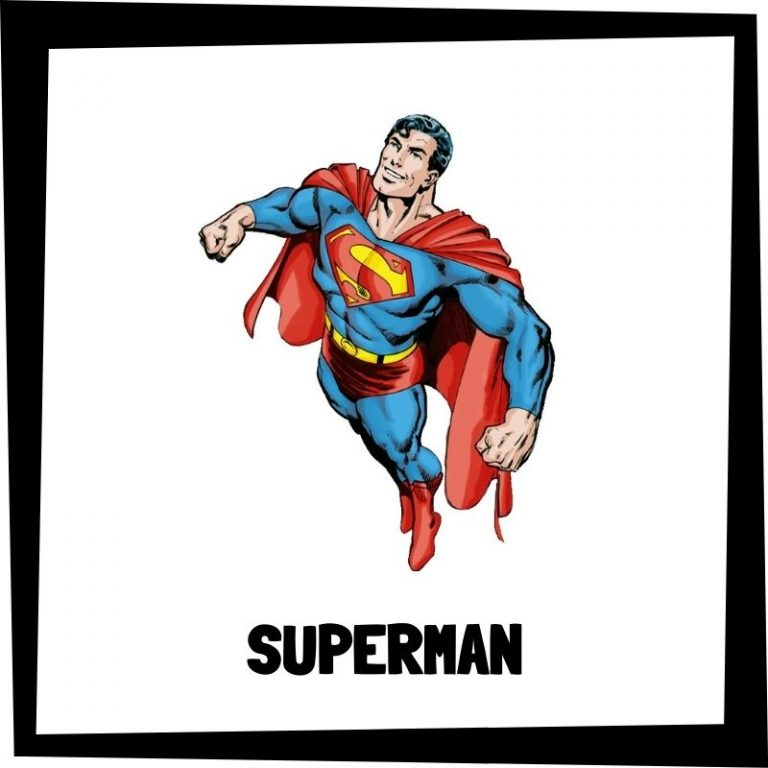 Lee más sobre el artículo Productos de Superman