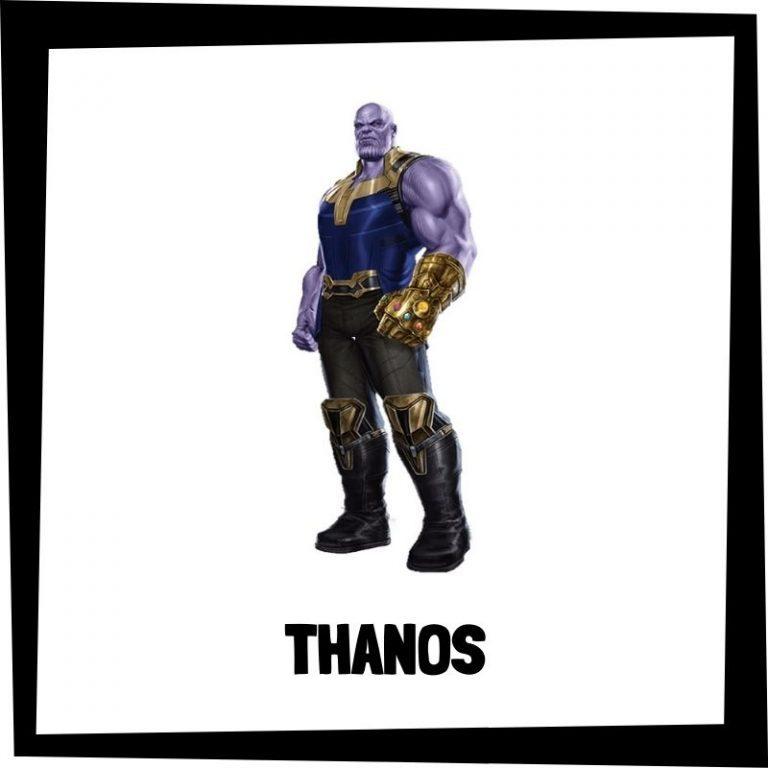 Lee más sobre el artículo Productos de Thanos