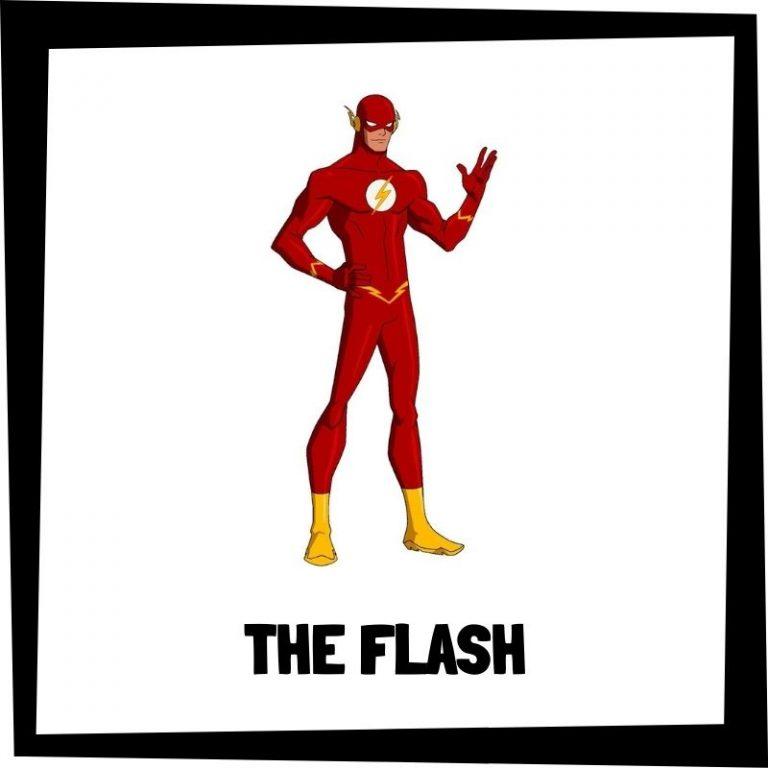 Lee más sobre el artículo Productos de The Flash