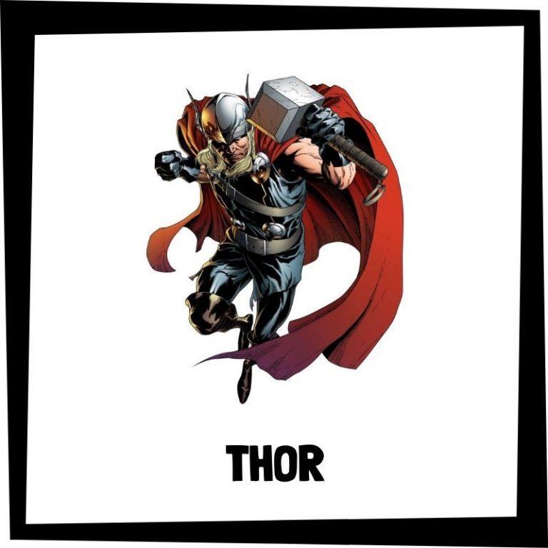 Lee más sobre el artículo Productos de Thor