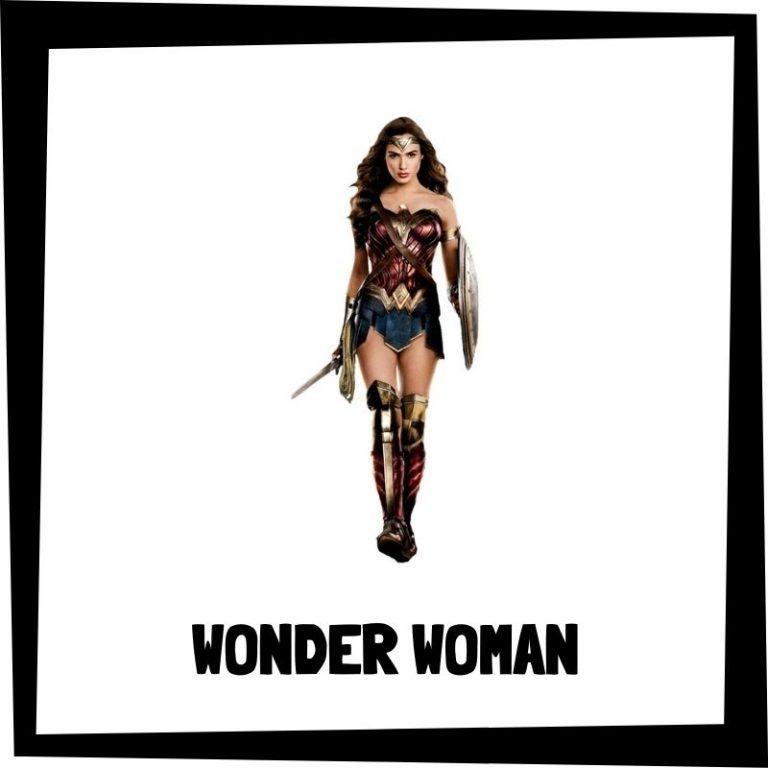 Lee más sobre el artículo Productos de Wonder Woman