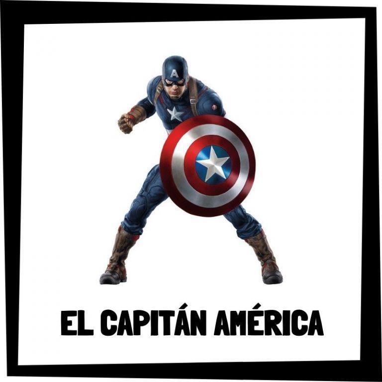 Lee más sobre el artículo Productos de Capitán América